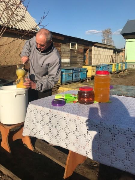 мёд Бузулук. Фото №2
