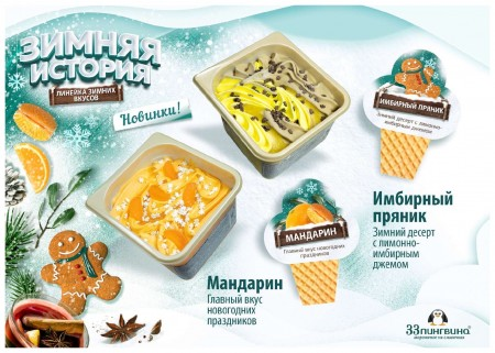 мороженое Нижний Новгород. Фото №3