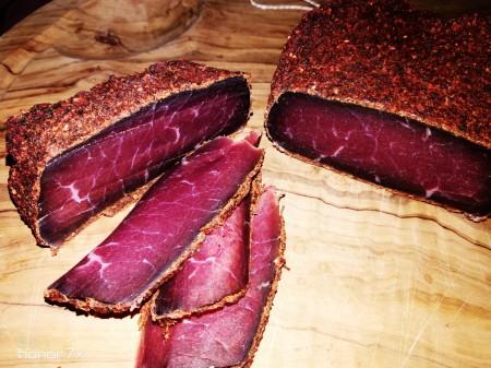 вяленое мясо Салават. Фото №2