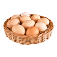 Категория Яйца куриные