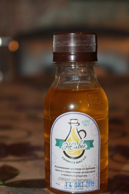 масло льняное Нефтекамск. Фото №1