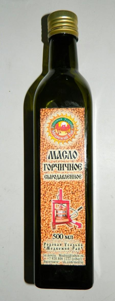 масло горчичное Орёл. Фото №2