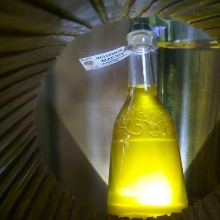 масло льняное Орёл. Фото №2