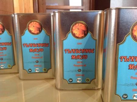 масло тыквенное Самара. Фото №1