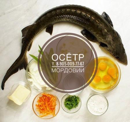 рыба Саранск. Фото №1