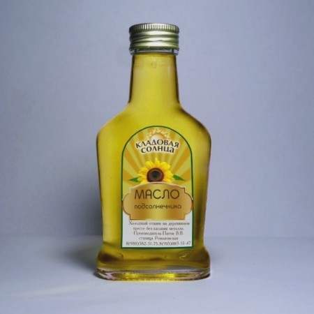 масло подсолнечное Волгодонск. Фото №1